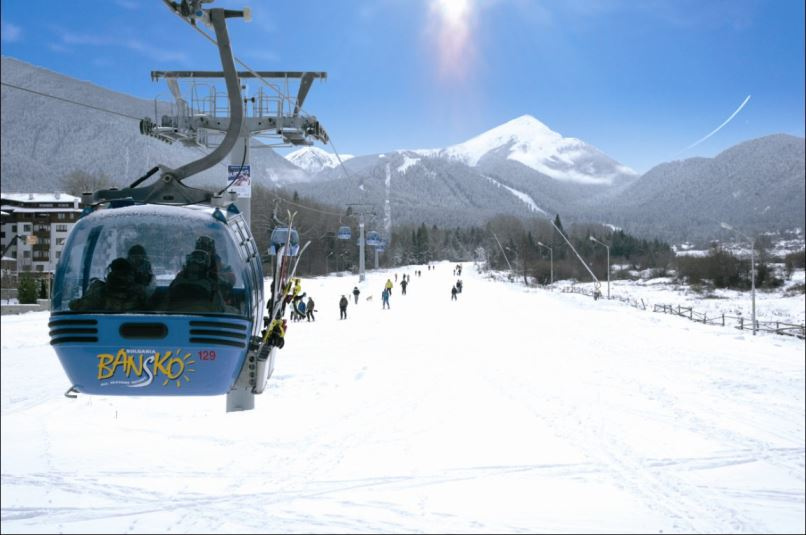 Апартхотел Лъки Банско СПА & Релакс   Ски почивка през зимата