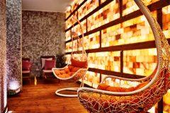 Солна стая в Апартхотел Lucky Bansko SPA & Relax