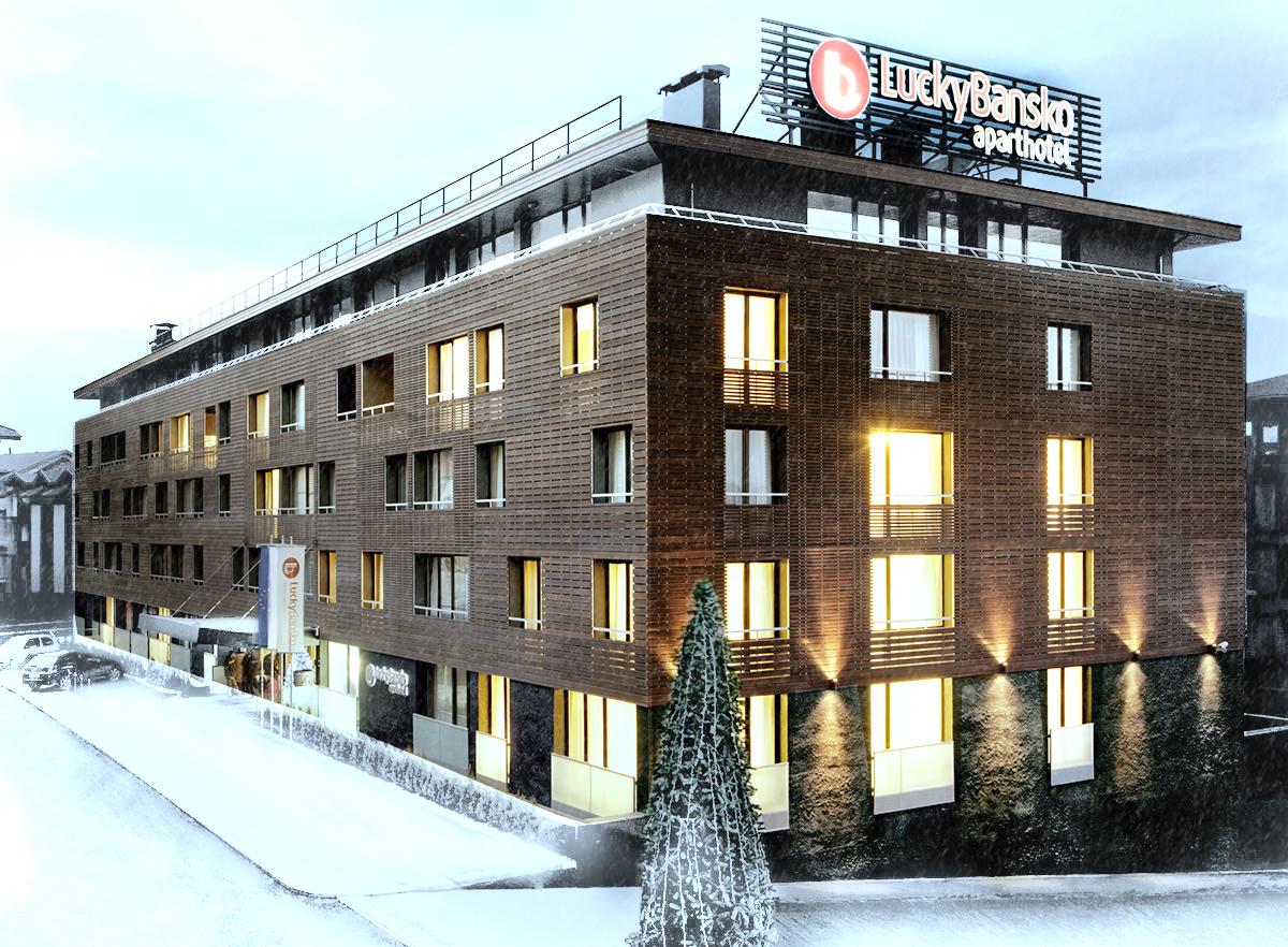 Лыжный отель | Lucky Bansko SPA & Relax