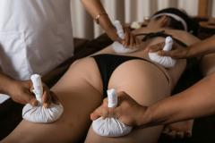 Чама Кизи терапия в Аюрведа клиник