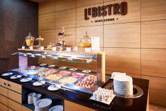 Сутрешен бюфет в Le Bistro