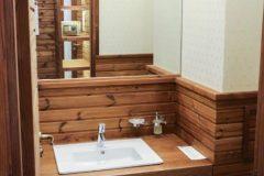 Апартхотел Лъки Банско СПА & Релакс   Президентски Апартамент тоалетна