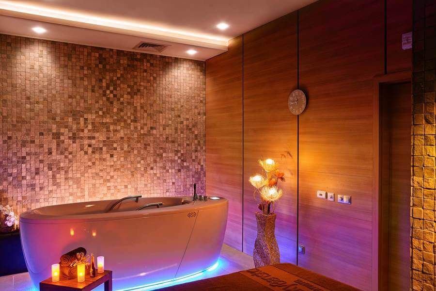 Combined bath Alfa Deluxe | Lucky Bansko SPA & Relax
