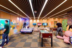 Зала с игри за деца и възрастни