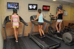 Лъки Банско СПА & Релакс | Снимка от фитнес зала ЛъкиФит