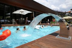 Открити басейни в хотел 1 | Lucky Bansko