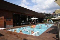 Открити басейни в хотел 3 | Lucky Bansko