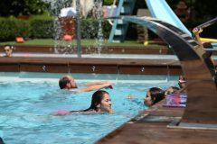 Открити басейни в хотел 6 | Lucky Bansko