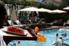 Открити басейни в хотел 10 | Lucky Bansko