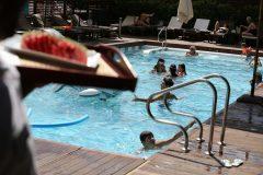 Открити басейни в хотел 11 | Lucky Bansko