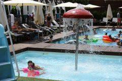 Открити басейни в хотел 12 | Lucky Bansko