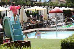 Открити басейни в хотел 13 | Lucky Bansko