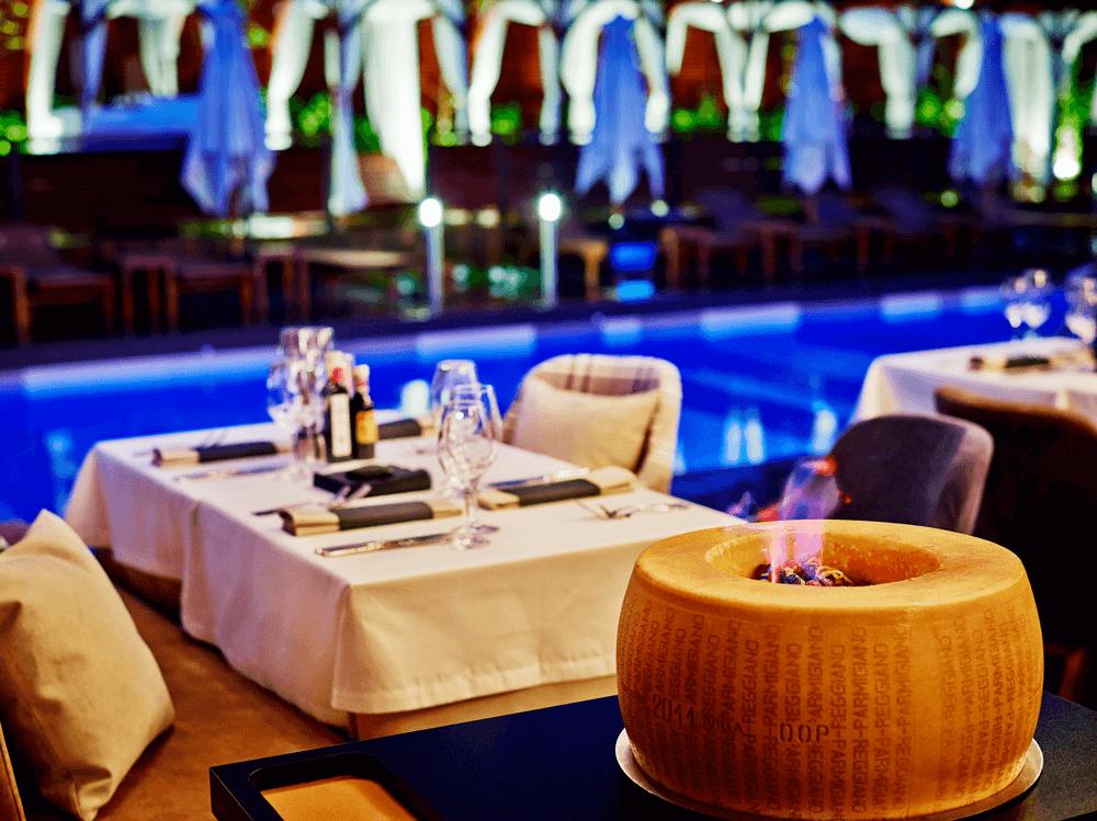Restaurant Leonardo | Lucky Bansko