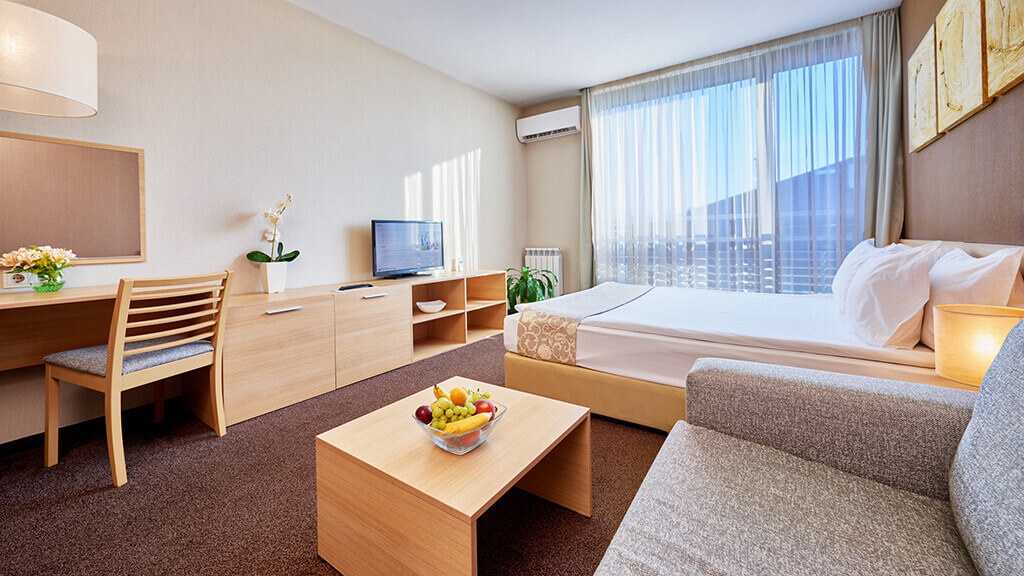 Удобство в Aparthotel Lucky Bansko SPA & Relax