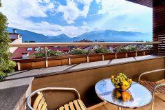 Апартамент Екзекютив - гледка от балкона | Lucky Bansko