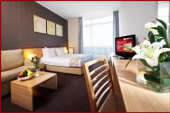 Апартхотел Лъки Банско СПА & Релакс | Лукс студио в хотела