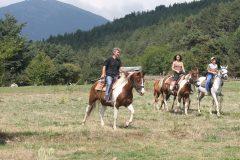 Апартхотел Лъки Банско СПА & Релакс | Конна езда по време на Лъки Фит
