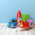 Подаръчни играчки за деца до 8 г.