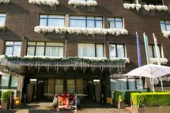 Апартхотел Лъки Банско СПА & Релакс | снимка на фасадата