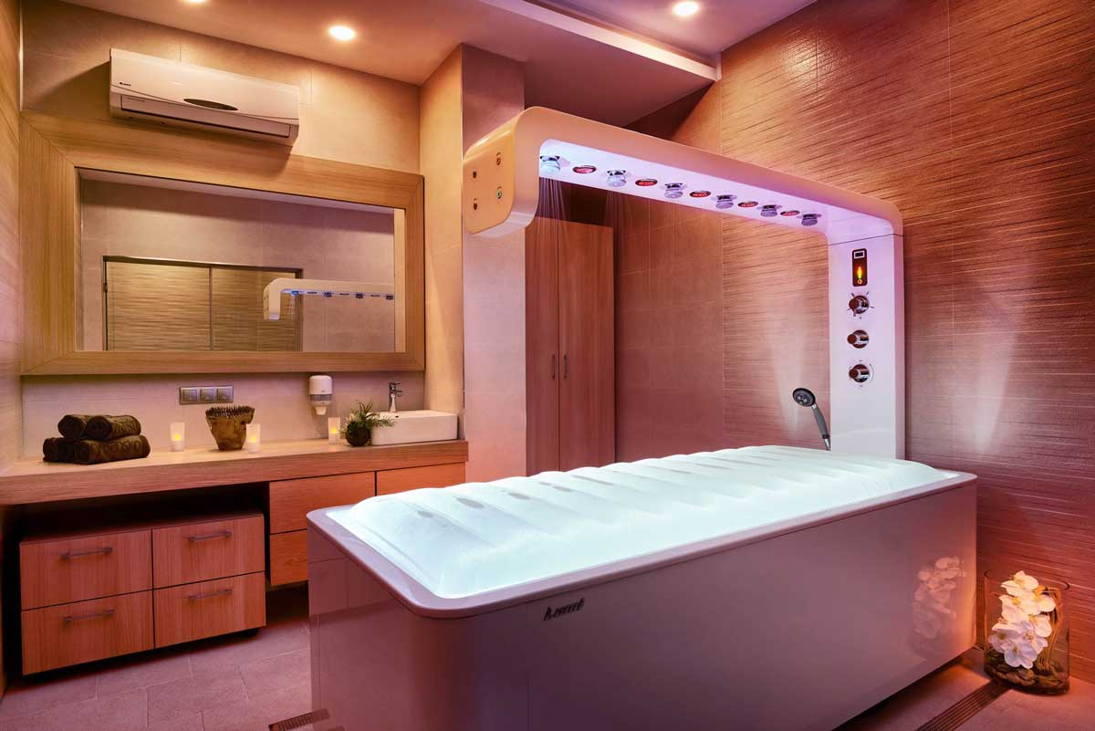 Aemotio Spa - pat de apă | Lucky Bansko SPA & Relax