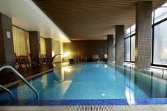 Лъки Банско СПА & Релакс | Вътрешен басейн на хотела