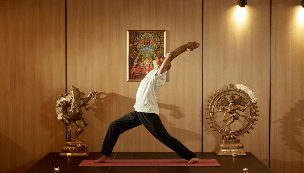 Yoga Posse 'Warrior' | Lucky Bansko