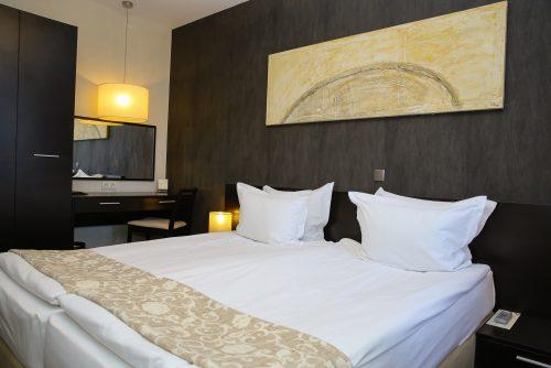 Апартхотел Лъки Банско СПА & Релакс | Снимка на спалня в Апартамент Екзекютив +