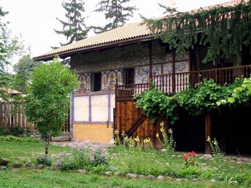 Βελιάνοβο σπίτι στο Μπάνσκο | Lucky Bansko