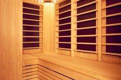 Сауна кабина | Aparthotel Lucky Bansko SPA & Relax