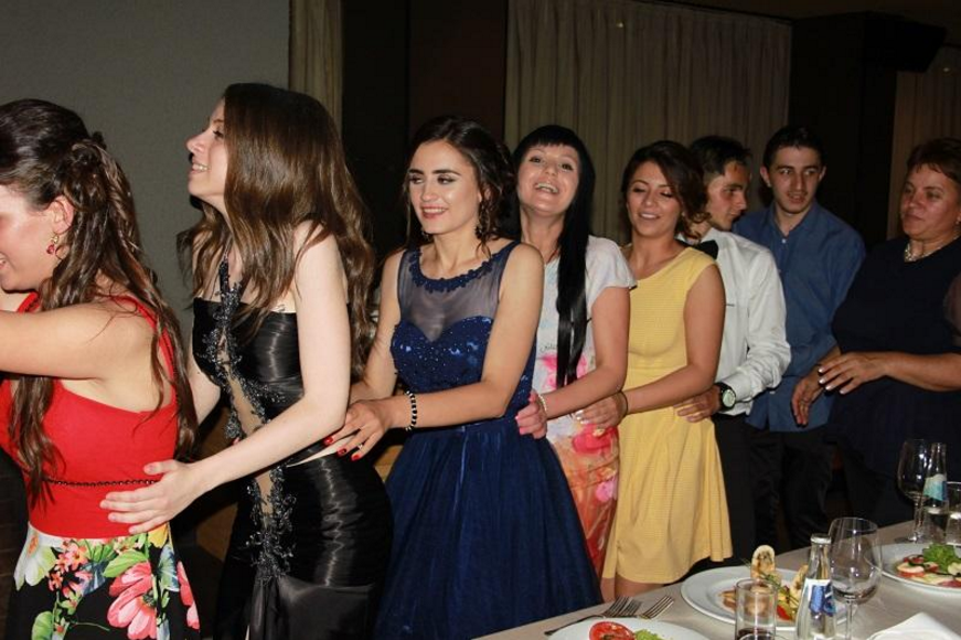 Graduating students on prom | Lucky Bansko SPA & Relax