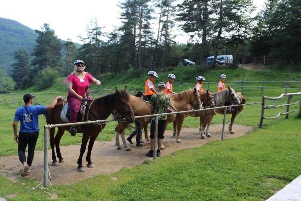 Езда с коне за деца | Lucky Bansko SPA & Relax