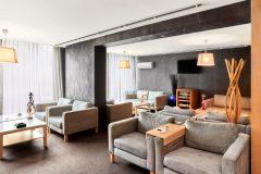 Красива рецепция на апартхотел | Lucky Bansko SPA & Relax