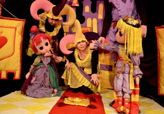 Куклен театър в Банско | Lucky Bansko SPA & Relax