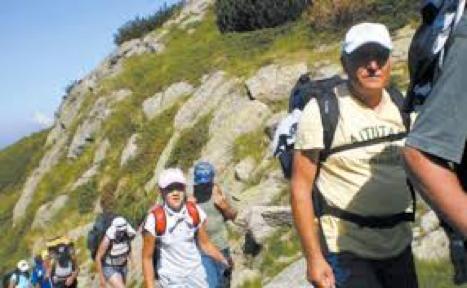 Дълъг преход в планината   Lucky Bansko SPA & Relax