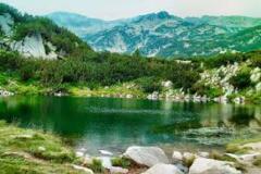 Красиво езеро в Пирин планина | Lucky Bansko SPA & Relax