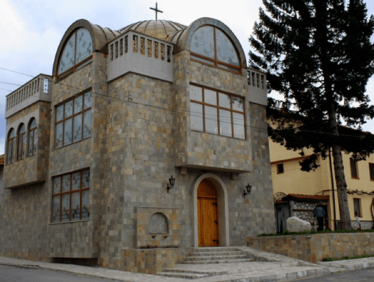 Memorial of Paisii in Bansko | Lucky Bansko SPA & Relax