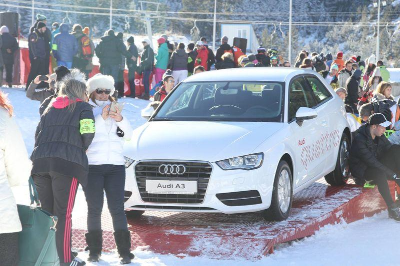 New car award | Lucky Bansko SPA & Relax