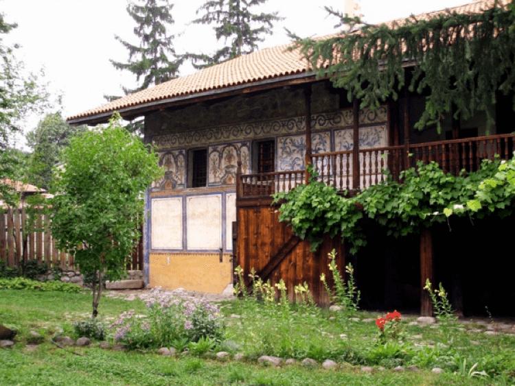 Веляновый дом в Банско | Lucky Bansko SPA & Relax