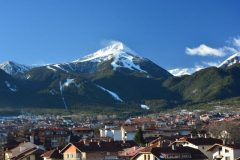 Mountain landscape from Bansko | Lucky Bansko SPA & Relax