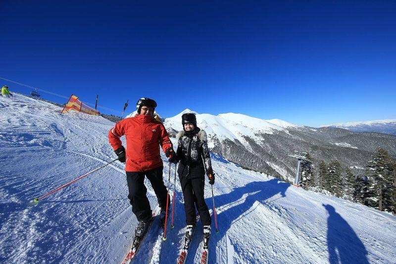 Picture of happy skiers | Lucky Bansko SPA & Relax