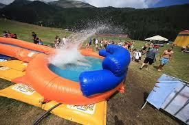 350 meters water slide | Lucky Bansko SPA & Relax
