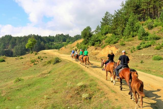 Horse riding in the mountain | Lucky Bansko SPA & Relax