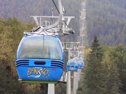 Lifts in Bansko | Lucky Bansko SPA & Relax