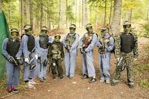 Paintball in the forest | Lucky Bansko SPA & Relax