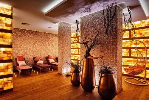 СПА релакс зона в Aparthotel Lucky Bansko SPA & Relax
