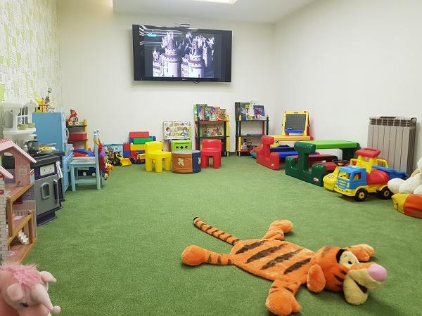 Kids corner with TV | Lucky Bansko SPA & Relax
