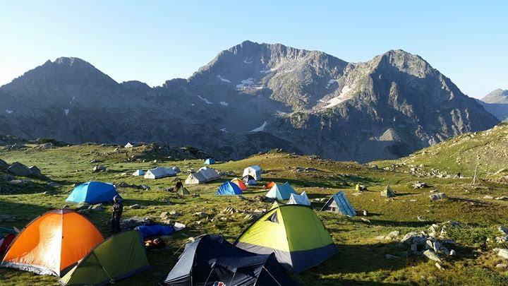 Tent camp in Pirin mountain | Lucky Bansko SPA & Relax