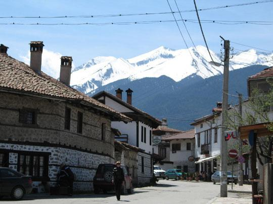 Walking tourism in Bansko | Lucky Bansko SPA & Relax