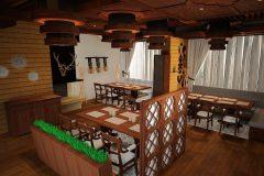 Ресторант Фондю, интериор (1) | Lucky Bansko SPA & Relax