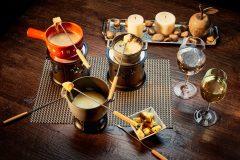 Ресторант Фондю - снимки на фондю | Lucky Bansko SPA & Relax